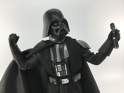 Sideshow Collectibles STAR WARS Darth Vader USED1:6 Scale 1/6 loose Incomplete