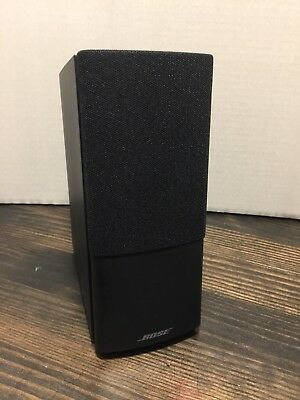 Bose Companion 2 Series III Computer Speaker (Left only) 99% Brand New.