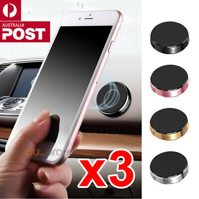 3x Universal Car Magnetic Dashboard Cell Mobile Phone GPS PDA Mount Holder Stand