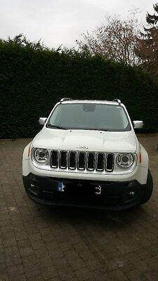 voiture Jeep Renegade automatique