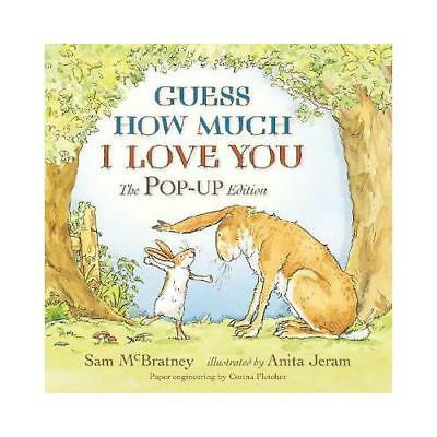 Guess How Much I Love You by Anita Jeram (illustrator), Sam McBratney