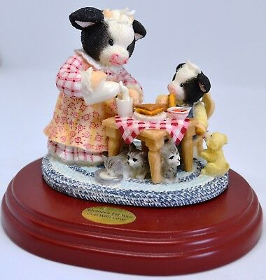 """Mary's Moo Moos  """"Mothers Fill Your Cup With Love"""" Mom and Child ~ Mother's Day"""