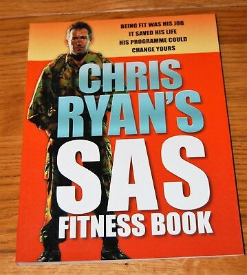 Get Fight fit with Chris Ryan's SAS Fitness Book