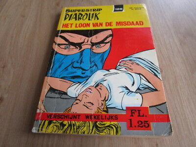 Diabolik superstrip  126