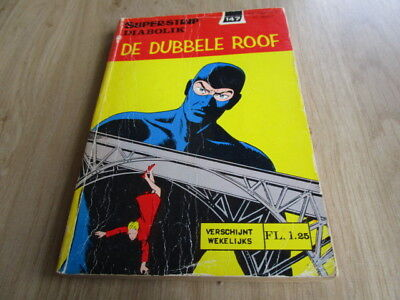 Diabolik superstrip 147