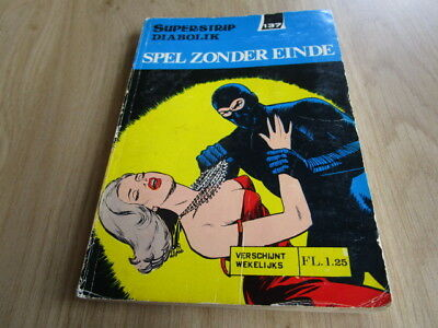 Diabolik superstrip  137