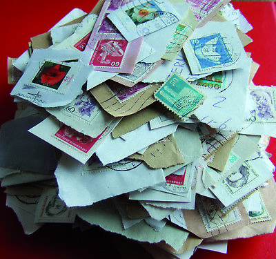 LOT TIMBRE/STAMP ALLEMAGNE DESTOCKAGE + DE 1000 Timbres
