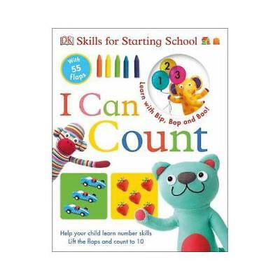 I Can Count by DK (author)