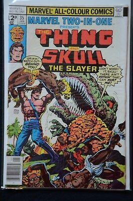 Marvel Two-in-One #35