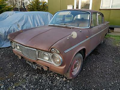 Humber SCEPTRE 1725cc 1966 Classic Barn Find for restoration spares repair