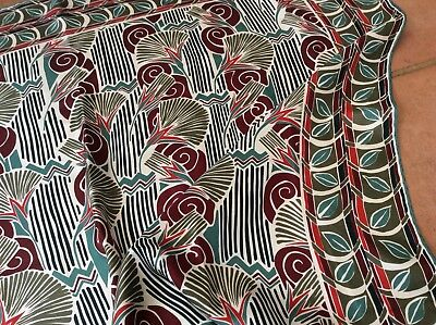 Liberty. Lovely Classic  Vintage Silk Scarf-'tree Of Life '