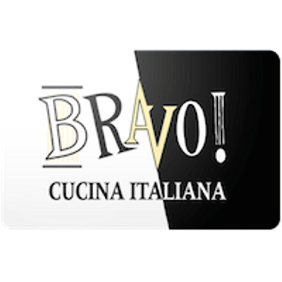 Bravo! Cucina Italiano Gift Card $50 Value, Only $43.00! Free Shipping!