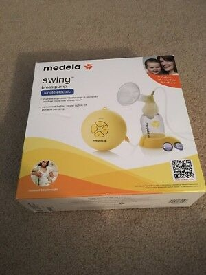 Medela Swing Single Electric Breast Pump - Model #67050 NIB