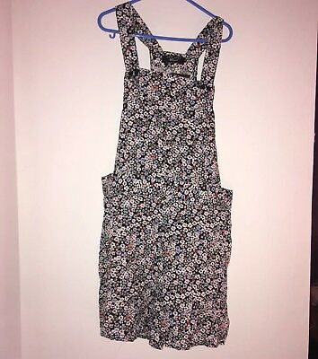 NEW With Tags Girls Newlook Playsuit Flower Pattern Age 12