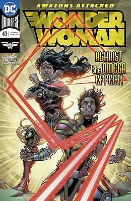 Wonder Woman #43 Dc Universe - 1St Print - Bagged And Boarded. Free Uk P+P!