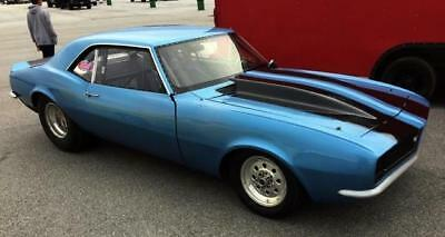 1967 Camaro RS/SS  Super Pro Drag Car S/ST Rolling We Ship World Wide