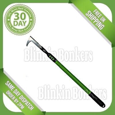 Long Telescopic Patio Paving Slab Decking Knife Weeder Weeding Tool Remover 29