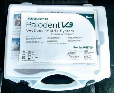 Dental Palodent V3 Intro Kit Matrices 415 00 Picclick