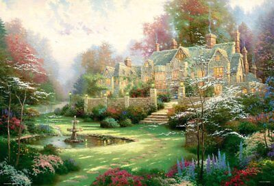 BEVERLY JIGSAW PUZZLE 31-471 Thomas Kinkade Mother's Perfect Day