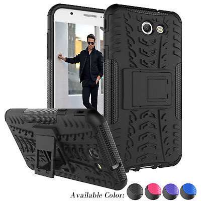 For Samsung Galaxy J7 Sky Pro / j7 2017 Shockproof Armor Stand Hard Case Cover