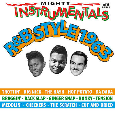 Mighty Instrumentals R&B-Style 1963 RSD 2018 LP