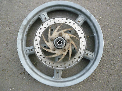 Aprilia Scarabo 150 Front Wheel *Free Uk Post*