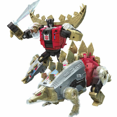 TRANSFORMERS Generations Power of the Primes Deluxe Snarl Dinobot ACTION FIGURE