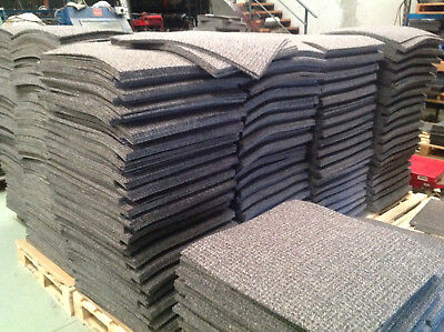 LARGE QUANTITY OF USED and NEW CARPET TILES.  Seven Hills NSW