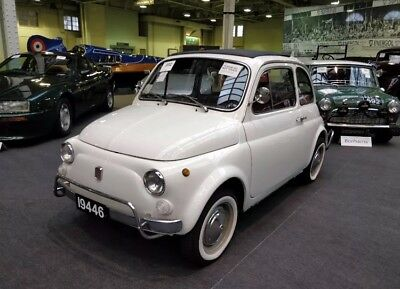 1970 Fiat 500L Saloon Lhd Very Rare Collectable, Ideal Wedding Present Or Gift