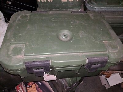 """CAMBRO Camcarrier Food Storage Pan Container Carrier UPCS180 8"""" Deep"""