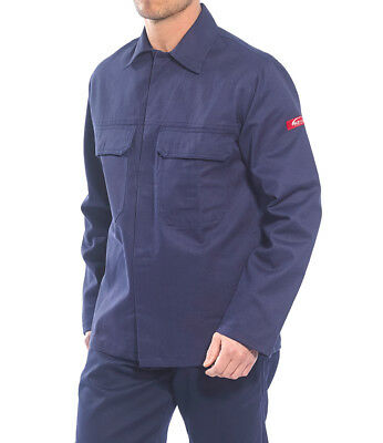 Portwest - Bizweld Flame Resistant Jacket - 100% Cotton - Workwear