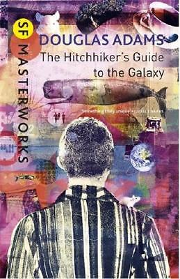 The Hitchhiker's Guide to the Galaxy by Douglas Adams, Tim Marrs (designer)