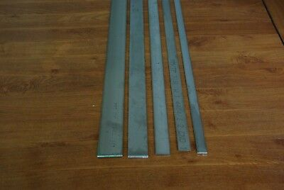 Stainless Steel 316 Flat Bar 20,25,30,40,50 mm wide Various Lengths 3 mm thick
