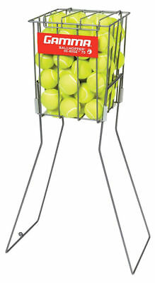 Gamma Hi Rise 75 Capacity Tennis Ball Basket Hopper.DPD 1 DAY DELIVERY UK.