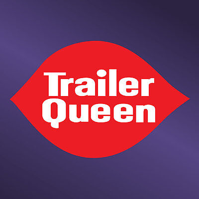Trailer Queen funny gag Sticker Decal Phone laptop Car Window art 80042