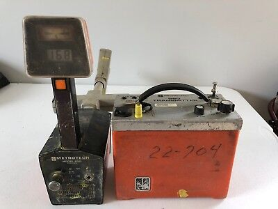 Metrotech 850 Pipe & Cable Utility Line Locator