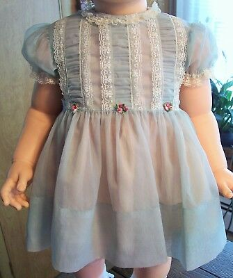 Original Penny PlayPal Dress & Slip from the Patti PlayPal Family,No Doll