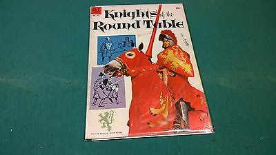 Dell commics Knights of the Rounds Table OOP Based on MGM Motion Picture
