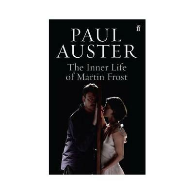 The Inner Life of Martin Frost by Paul Auster (author)