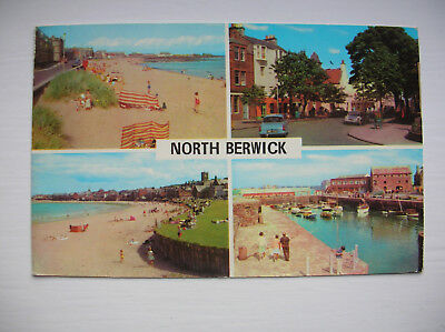 North Berwick - Harbour, Beach, Quality Street etc. (1975)