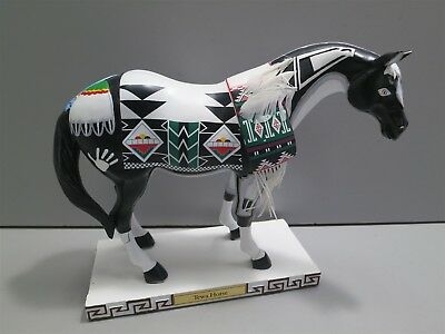 "Trail of Painted Ponies #12386 7"" Tewa Horse Tom Tapia 462/5000"