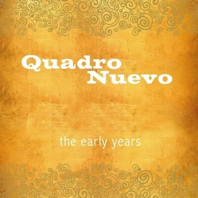 Quadro Nuevo - The Early Years (10Cd Earbook)  10 Cd New+