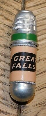 Rare Great Falls Fine Beer Advertising Sewing Kit. NO RESERVE.!!
