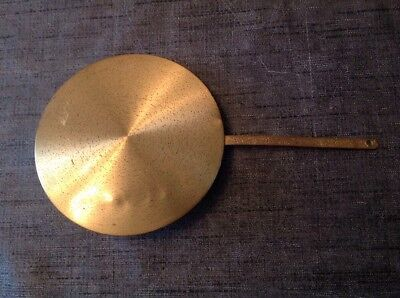 Vintage Pendulum For Wall Clock 116mm Diameter 200mm Long 134g