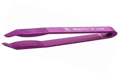 BEAUTY IS LIFE Pinces à Epiler Tweezer Rose