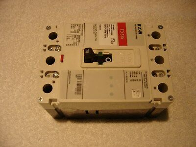 EATON CUTLER HAMMER FD3070 Type FD Circuit Breaker 3 Pole 70 Amp New without box