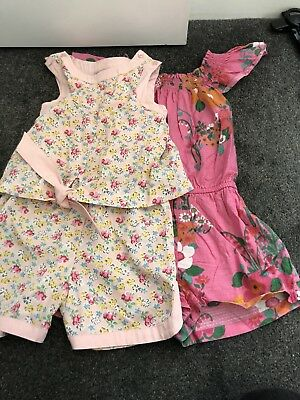 Girls Playsuits Age 3 NEXT