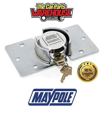 ⭐️ Maypole Renault Master Security Heavy Duty Anti Theft Van Door Lock ⭐️