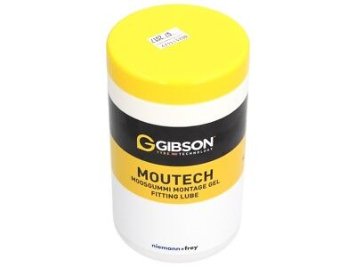 GIBSON® TYRE TECH 1kg Silikon Silicone lube grease gel for MOUSSE fitting