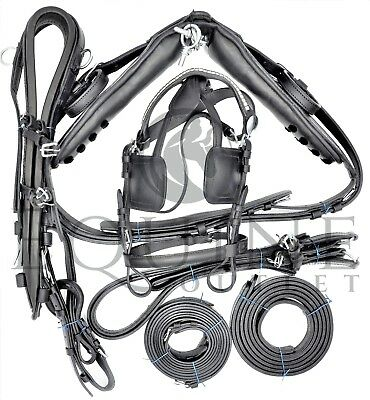 Harnesses Driving Equipment Equestrian Sporting Goods